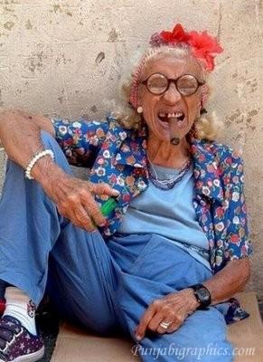 #oldlady
