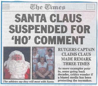 Santa #hohoho