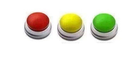 Pick only one button