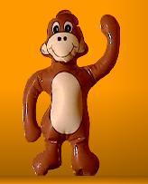 Spank The Monkey Game