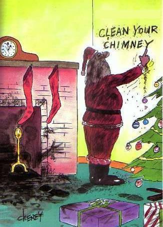 Clean your chimney