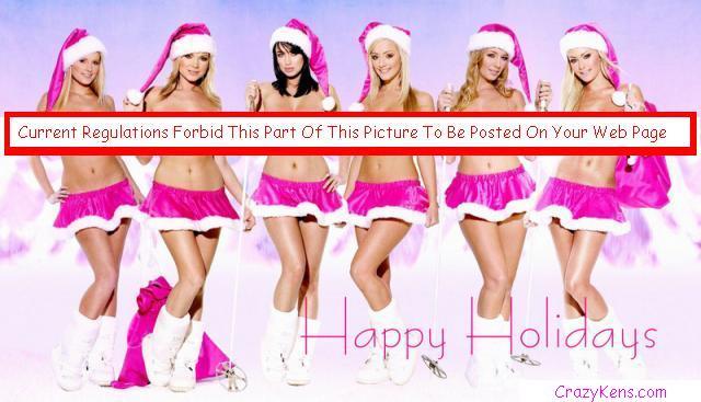 Happy Holidays Girls