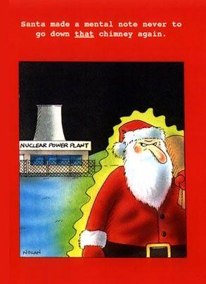 Santa made a mental note