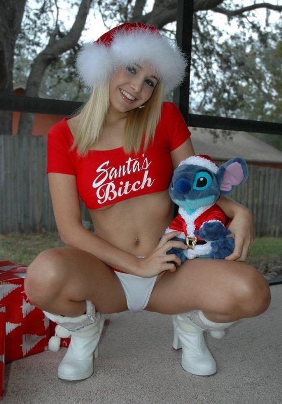 Santas helper Uhhh