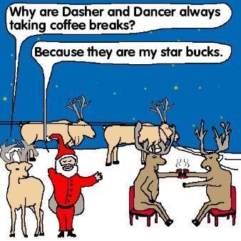 Dasher and Dancer